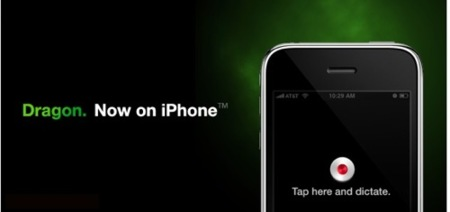 Dragon Voice Dictation llega al iPhone y gratis (de momento)