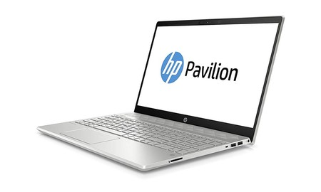 Hoy en las ofertas de primavera de Amazon, el gama media con procesador AMD, HP Pavilion 15-cw0001ns, nos sale por 599,99 euros