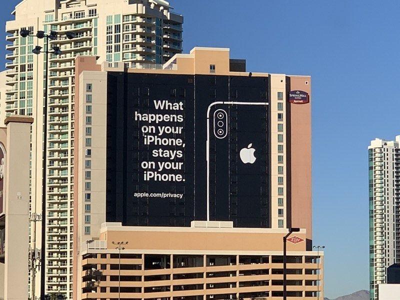 La privacidad es interesante para Apple, tanto que ha registrado dicho dominio web