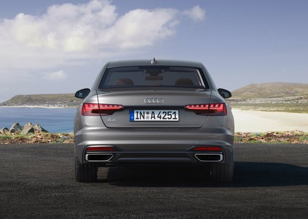 Audi A4 2020 Precio Mexico 3b
