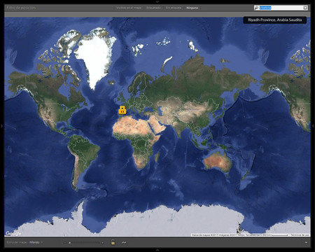 Mapa Iv