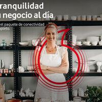 Vodafone estrena 'Negocio Ilimitable': datos y minutos ilimitados, fibra 600 Mbps y más para profesionales