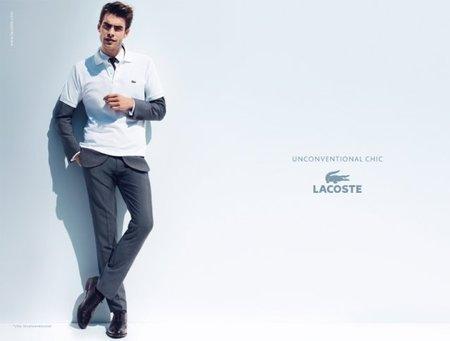Jon Kortajarena, la nueva y espectacular imagen de Lacoste
