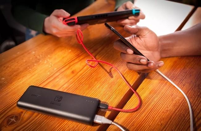 Nintendo Switch Bateria Portatil Anker 01
