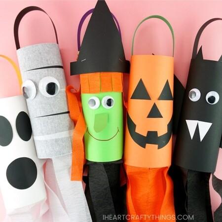 Manualidades Halloween Ninos 32
