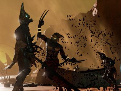 Shadow of the Beast desplegará la barbarie en PS4 a mediados de mayo