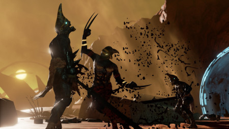 Shadow of the Beast desplegará la barbarie en PS4 a mediados de mayo