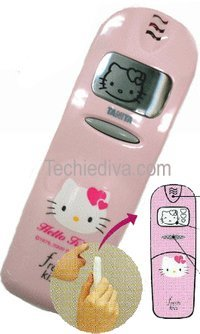 Aliento fresco con Hello Kitty