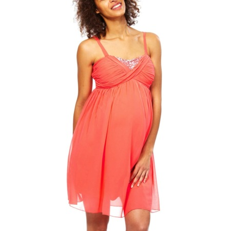 Vestido Coral Premama