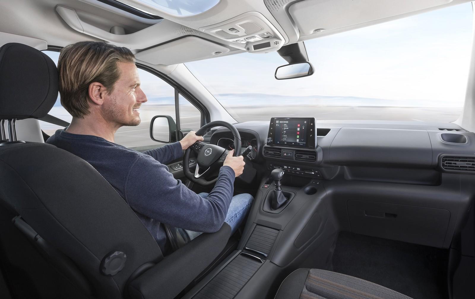 Foto de Opel Combo Life 2018 (35/63)