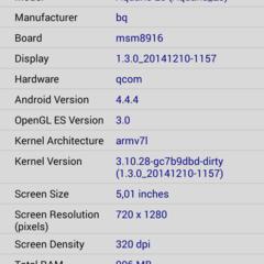 Foto 16 de 18 de la galería benchmarks-aquaris-e5-4g en Xataka Android