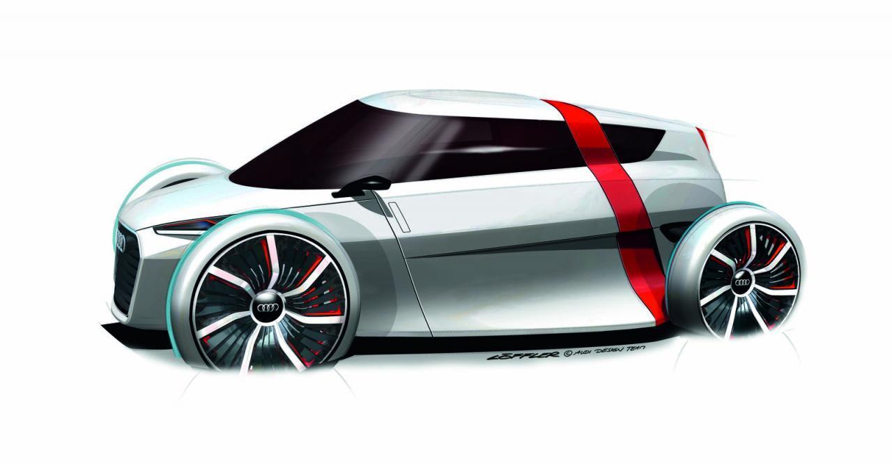 Foto de Audi Urban Concept (12/17)