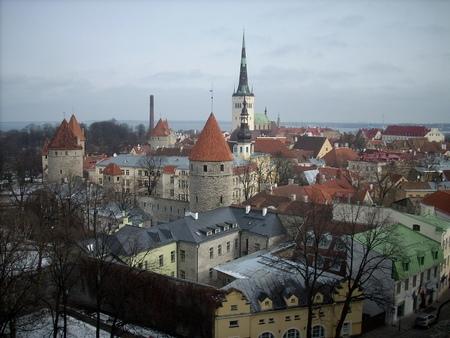 Tallín es la primera ciudad europea con transporte público gratuito para sus habitantes