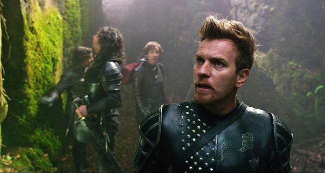 Ewan McGregor en 'Jack el caza gigantes'