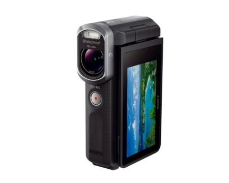 Sony GW66, una videocámara compacta que nos acompaña al agua
