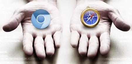 Chromium Webkit Hands