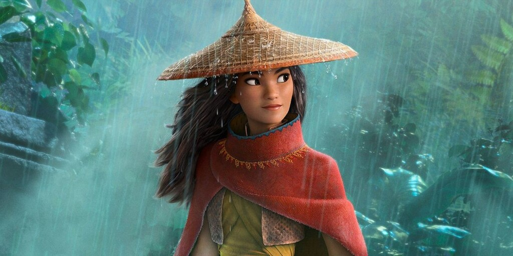 Disney repite con 'Raya y el último dragón' la estrategia de 'Mulan': acceso premium con coste adicional en Disney+