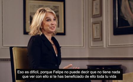 Corinna About Felipe