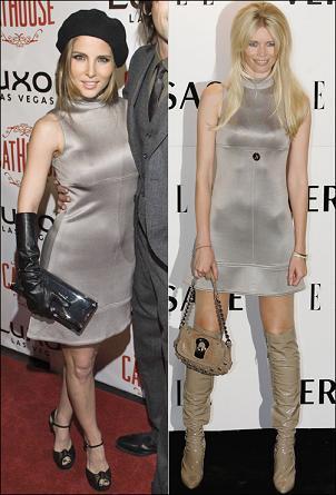 El mejor look: ¿Elsa Pataky o Claudia Shiffer?
