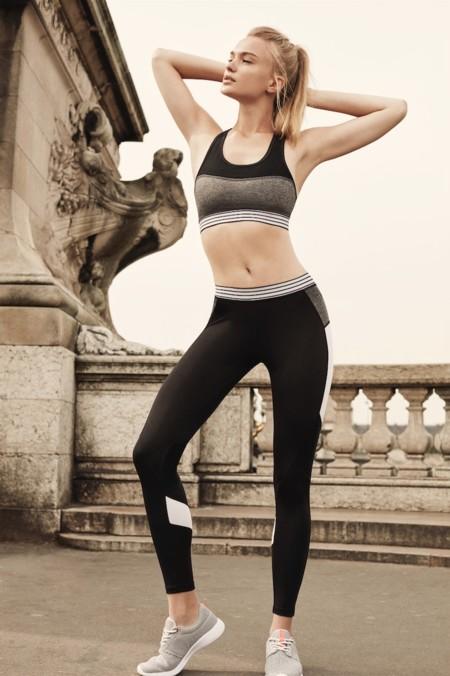 001 Lefties Sportwear Collection Paris Street Workout Make It Possible Copia