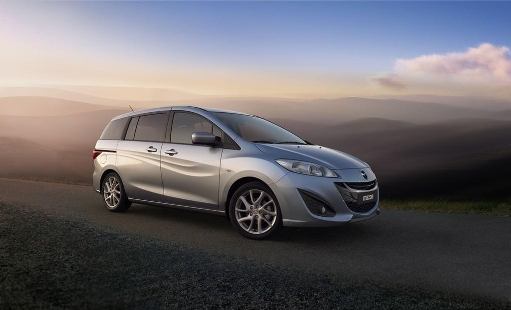 Foto de Mazda5 2010 (44/121)