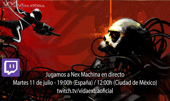 Nex Machina Directo