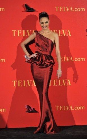 Juncal Rivero: Premios Telva 2010