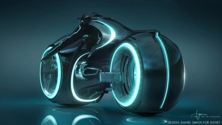 Las motos de 'Tron:Legacy' y los monoplazas sin piloto de Roborace van a compartir diseñador