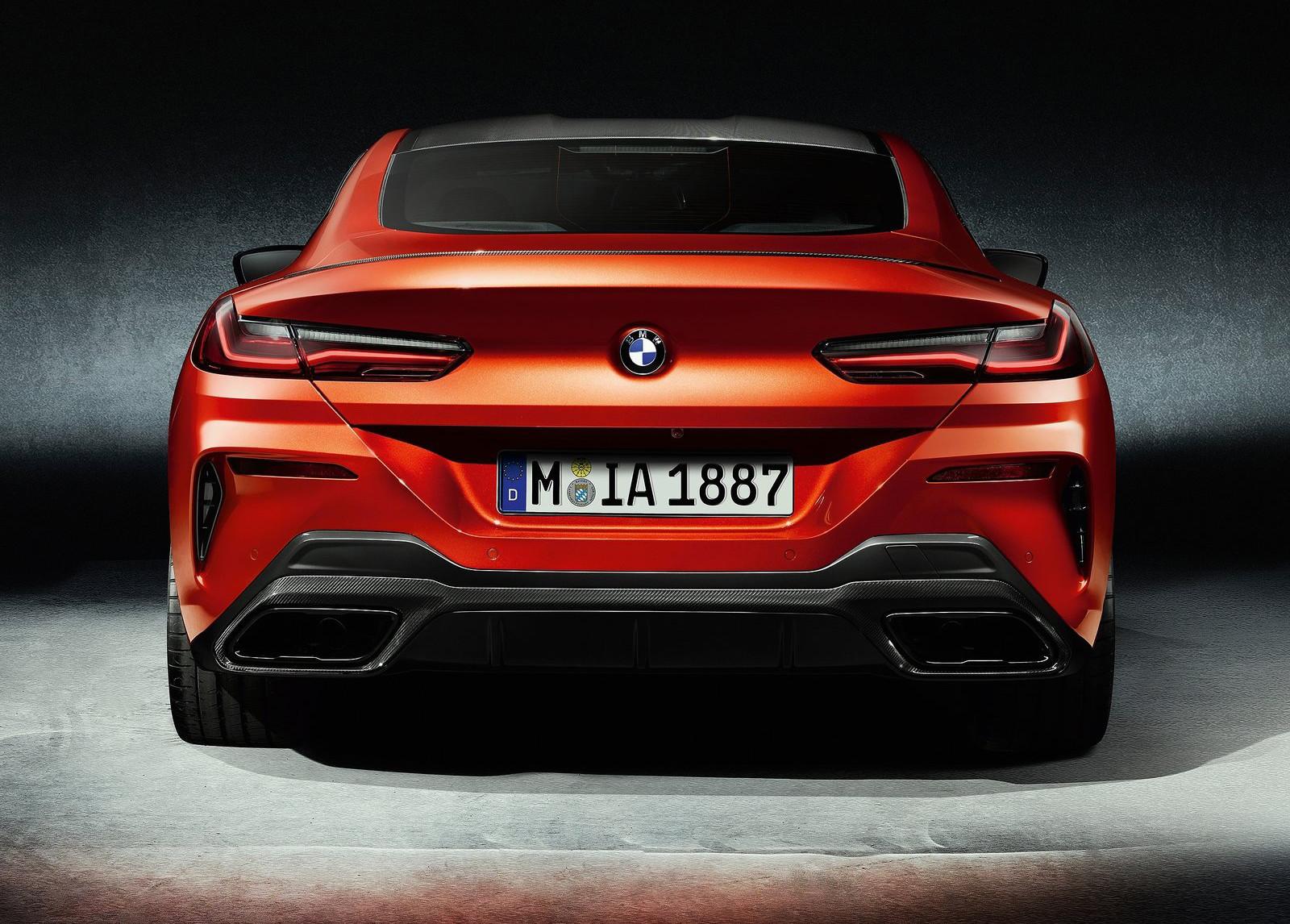 Foto de BMW Serie 8 (35/57)