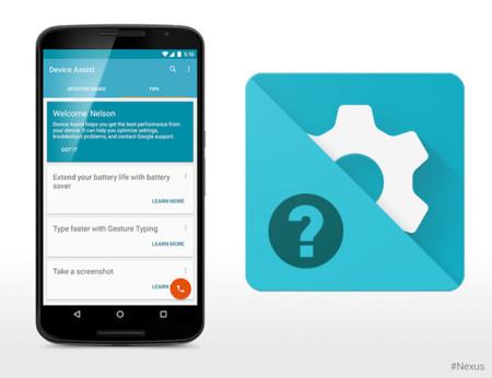 La aplicación de Asistencia del dispositivo de Google llega a los Nexus españoles