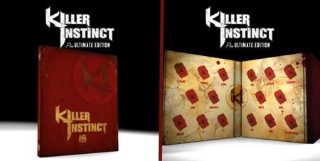 Las cuatro ediciones de 'Killer Instinct' al detalle