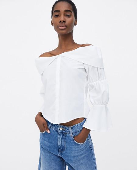 Zara Blusa Sencilla 2