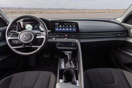 Hyundai Elantra 2022 Mexico 15