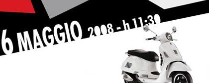 Presentada hoy la Vespa GTS 300 Super