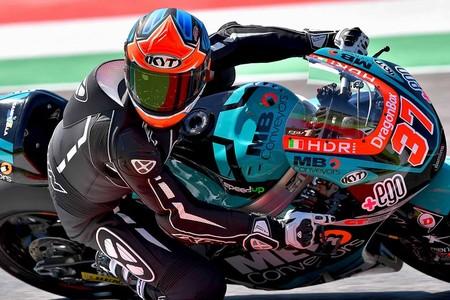 Augusto Fernandez Gp Italia Moto2 2018