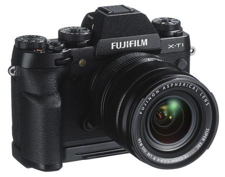 Fujifilm X-T1, la nueva cámara CSC con diseño retro de los japoneses