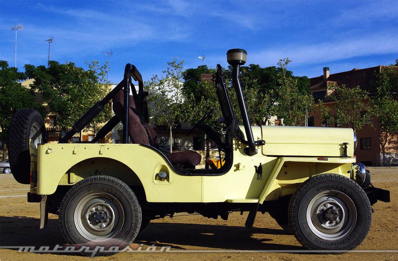Foto de Jeep Viasa CJ-3B (1981) (12/14)