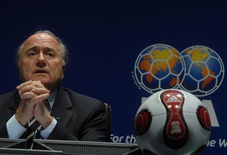 Joseph Blatter Ii