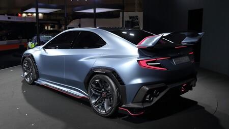 Subaru WRX 2022, primer teaser
