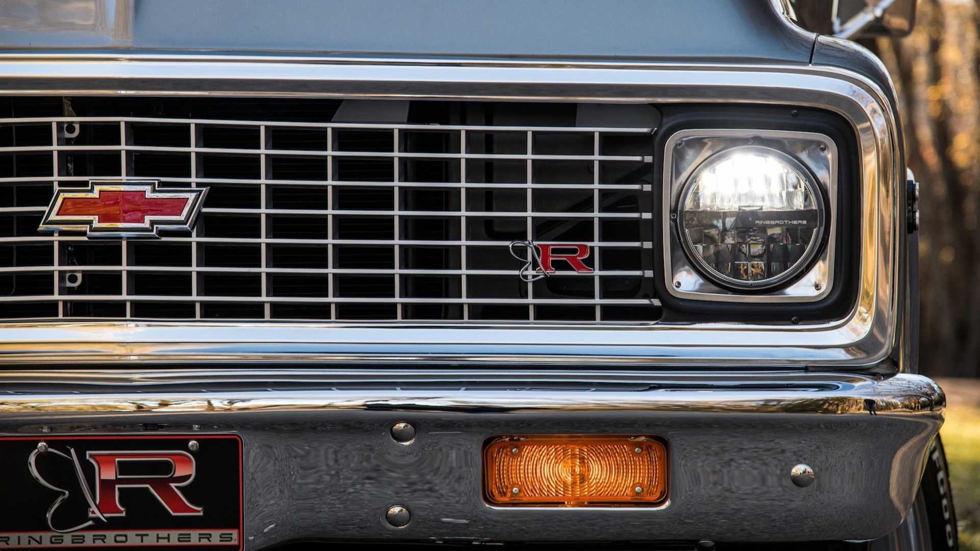 Foto de Ringbrothers Chevrolet K-5 Blazer 1971 (67/73)
