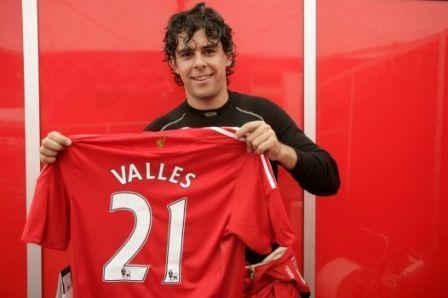 Adrián Vallés será piloto del Liverpool en la Superleague Formula