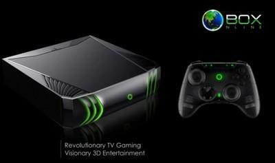 Obox, la nueva consola con Android y 3D