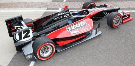 El nuevo monoplaza de las IndyCar Series comienza sus tests