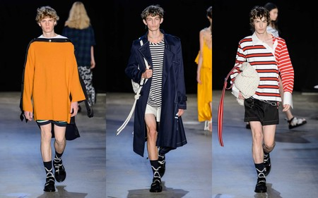 En Nueva York Estas Firmas De Moda Presentaron Por Primera Vez Ropa Para Hombre Y Hay Que Seguirles La Pista De Inmediato 3