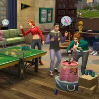 Todos los trucos de Los Sims 4: Días de universidad y Escapada en la nieve