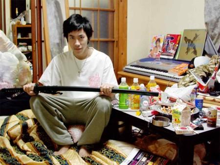 Hikikomori Hiasuki 2004