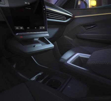 Renault Megane Electrico Interior 02