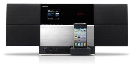 Pioneer hace amigos a Apple y sus sistemas de sonido más bellos
