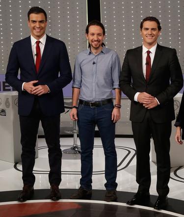 Elecciones 20D: Analizamos el estilo de los candidatos en el debate electoral
