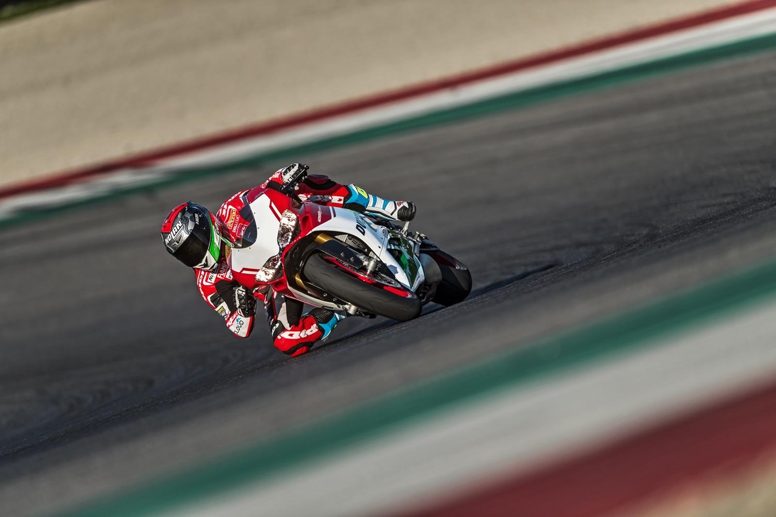 Foto de Ducati 1299 Panigale R Final Edition (13/58)